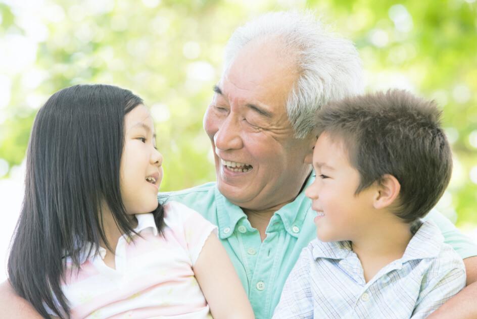 ご家族で笑顔で過ごす患者様