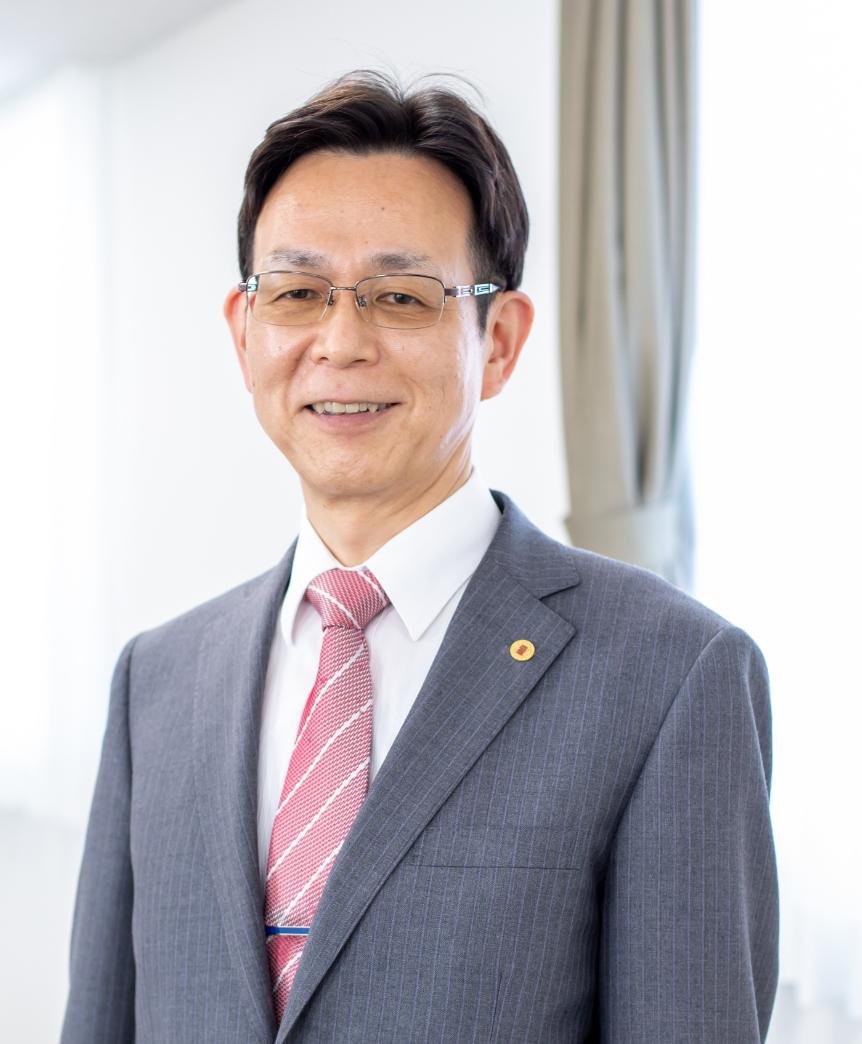 理事長 加藤 豊